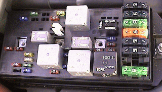 fuse box diagrams 2001 chevy venture under hood fuse block